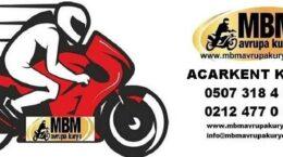 Acarkent Moto Kurye