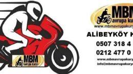 Alibeyköy Moto Kurye