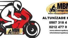 Altunizade Moto Kurye